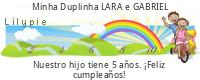 Lilypie Fifth Birthday (pxAe)